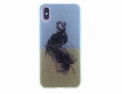 iPhone XS/X用シェルケース グリッター Tropicoが特価50円で販売中
