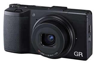 リコーのデジタルカメラGRがAmazon.co.jpにて在庫ありになっています