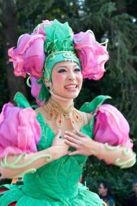 東京ディズニーランドの30周年記念パレード「ハピネス・イズ・ヒア」をD7000で撮影してみました