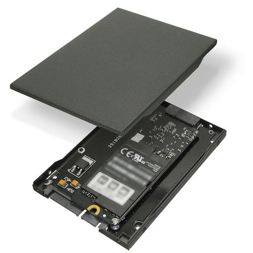 MacBook Pro Retina Mid 2012用 SSD(768GB)が89,800円で販売中