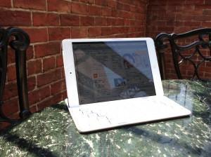 電子書籍: 家ではiPad Retinaで読み、外ではiPad miniで読む
