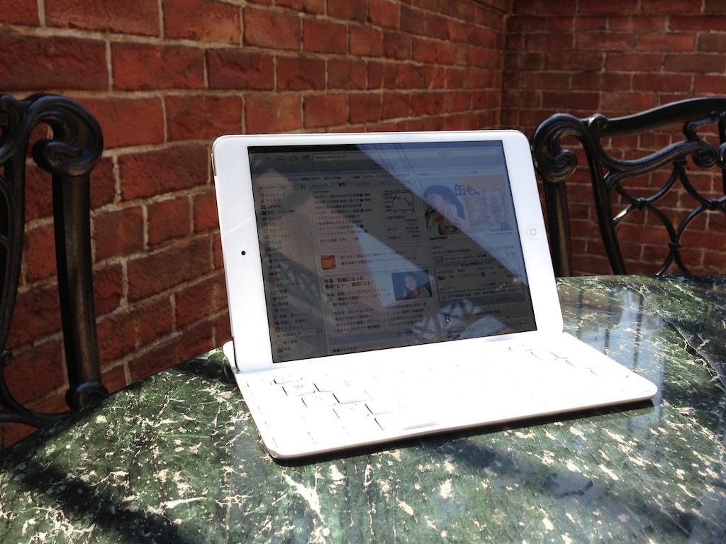 個人のパソコン離れが加速し、タブレットにシフトしつつあるいま、無線キーボードの人気が高まっている