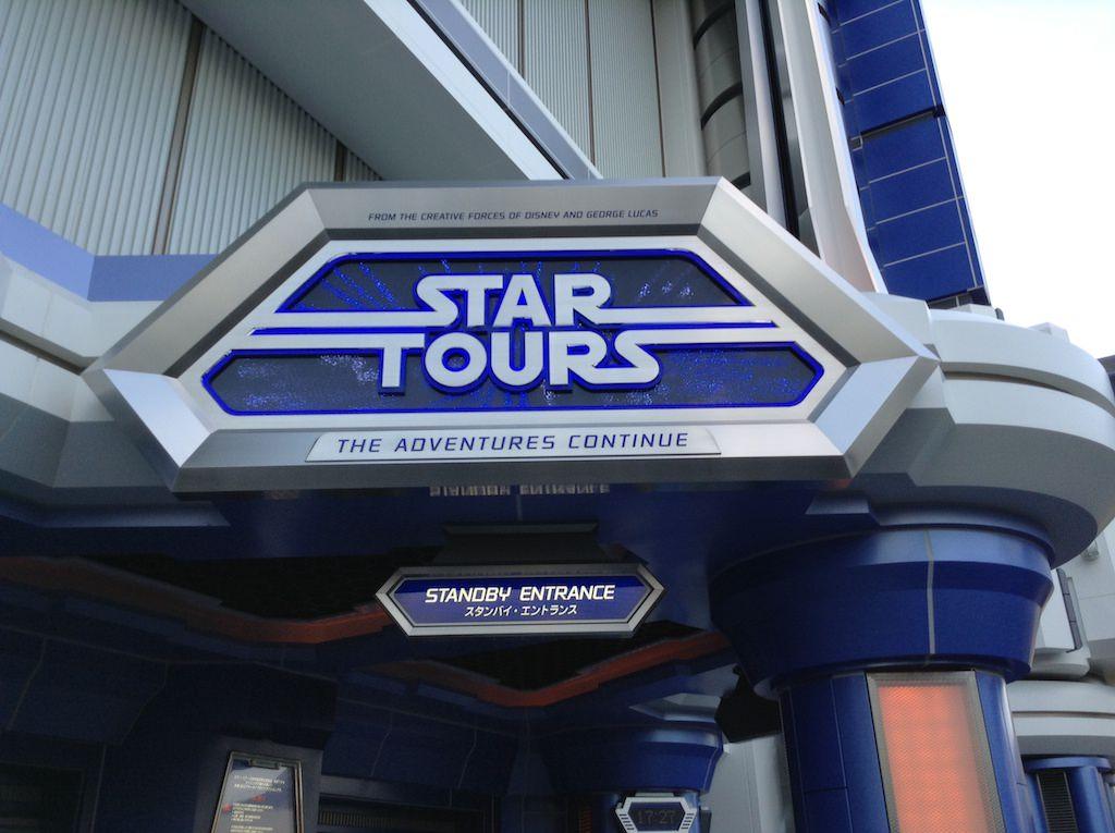 東京ディズニーランドの新アトラクション「スター・ツアーズ:ザ・アドベンチャーズ・コンティニュー」を体験してみた