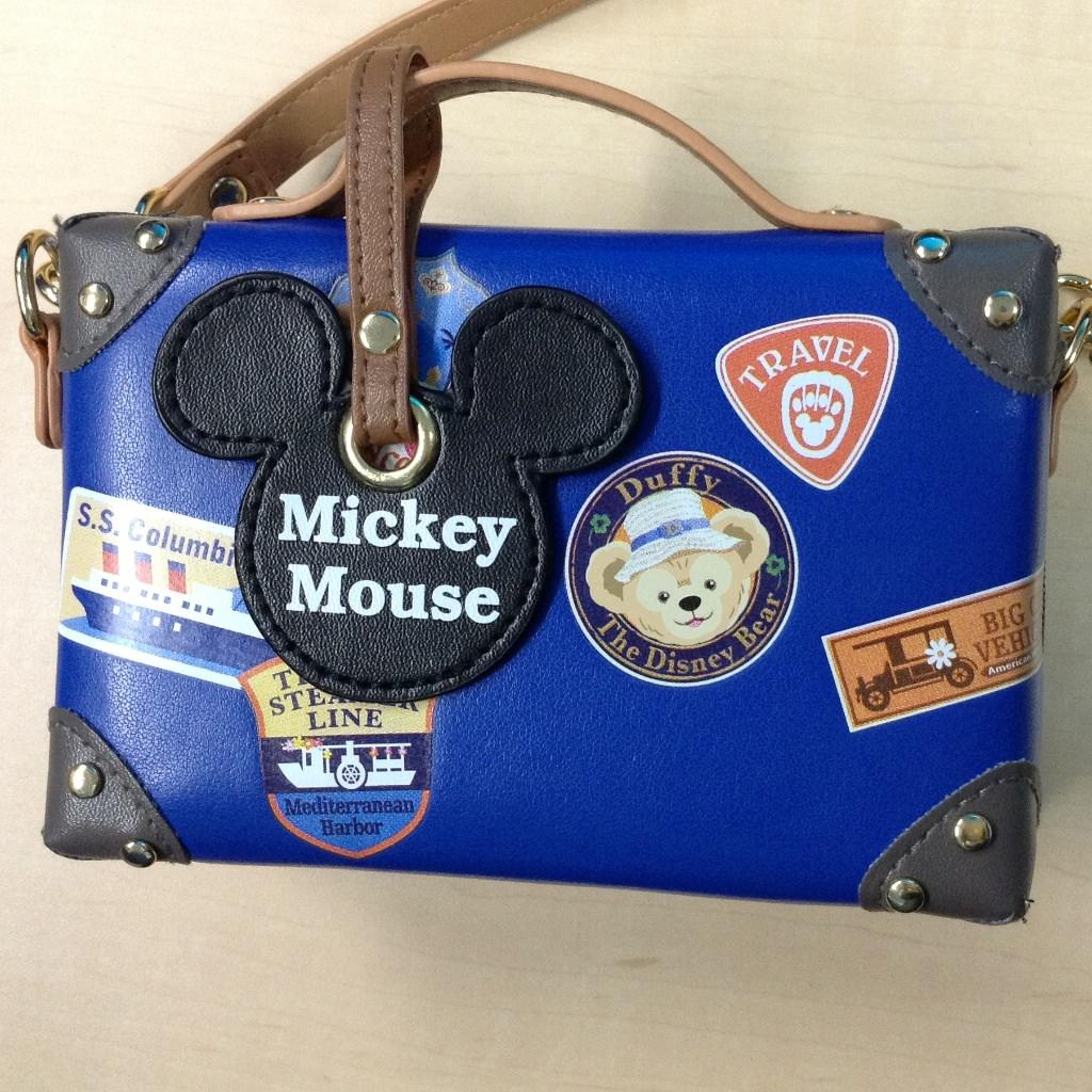 リコーGRに「ミッキーとダッフィーのスプリングヴォヤッジカメラケース」がピッタリな件
