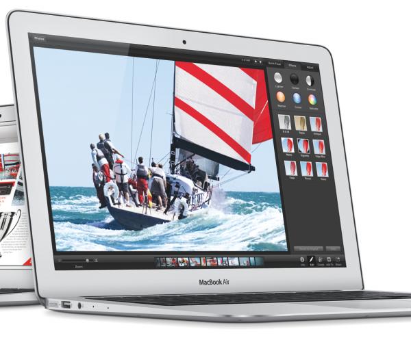 完成度がより高まったMacBook Air (Mid 2013)