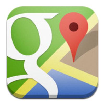iPad向けGoogle Mapsがついにリリース (iPad セルラーユーザ歓喜!)