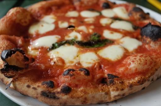 永福町マッシモッタヴィオのピッツア・マルゲリータはリピートに値する質。ピッツアはここさえあればいいのではと思わされるレベル
