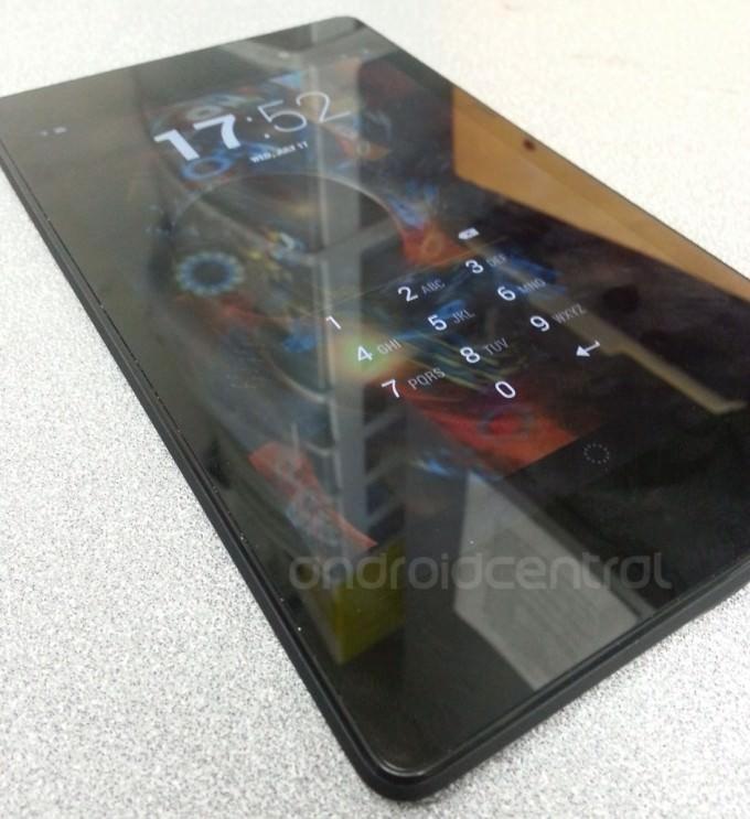 新しいNexus 7はメモリが2GB搭載され、7月24日に発表される?