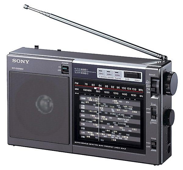高校時代の同級生、J君の夏休みの過ごし方 – ラジオが友達だった