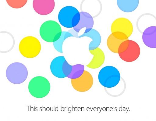 Apple、日本時間で9月11日午前2時よりスペシャルイベントを開催!