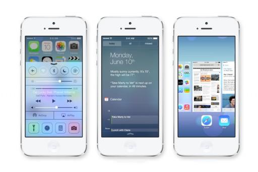 Apple、iOS 7を9月18日に提供