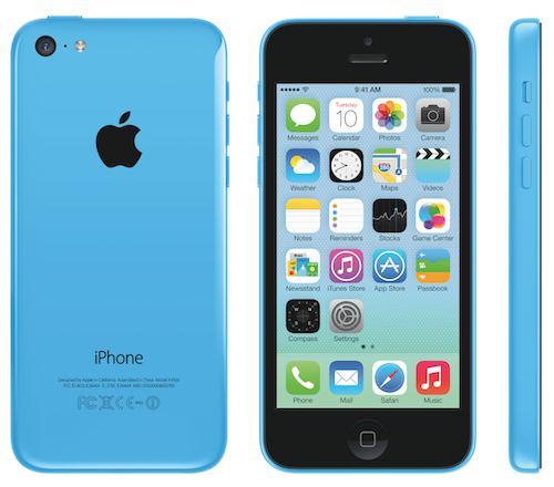 iPhone 5cケースの着せ替えをAppleのサイトで試そう