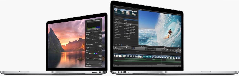 Apple、新しいMacBook Pro Retinaディスプレイ(Late 2013)をリリース!