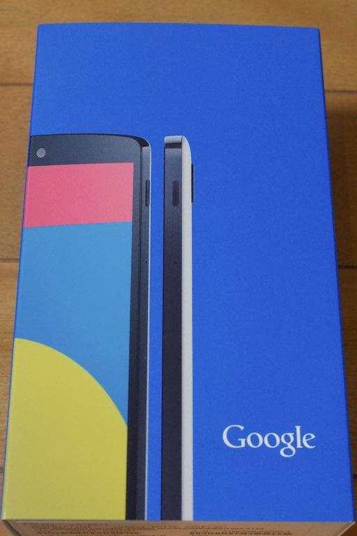 Nexus 5は日本で入手しやすいSIMロックフリースマホ!