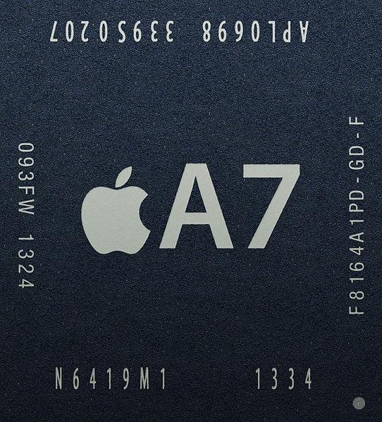 iPhone 5s/iPad Air/iPad mini Retina を貫くApple A7の価値