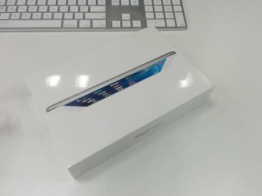iPad mini RetinaディスプレイモデルをApple Store銀座でゲット