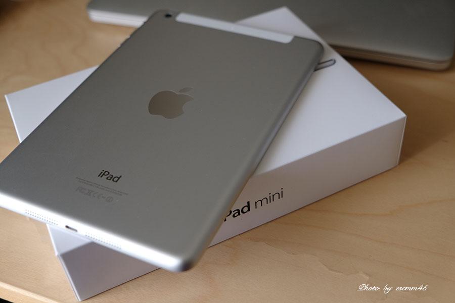 いままで購入してきたApple製品の中で一番好きなのがiPad mini Reina Cellular