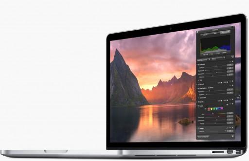 MacBook Pro 13インチ Retinaディスプレイ(Late 2013)が速すぎてビックリした