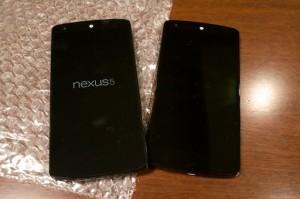イーモバイルが発売開始したNexus 5 を新宿西口ヨドバシカメラでチェック!