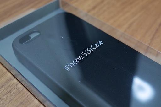 iPhone 5sのケースはApple純正で決まり!