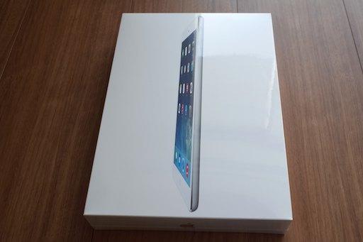 iPad AirとSmart Caseを開封したよ (写真付き)