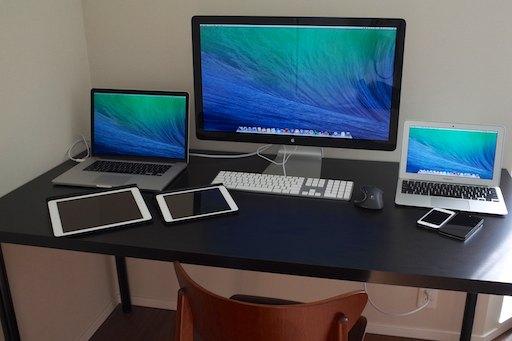 【男の書斎】快適な自宅デスクトップ仕事環境