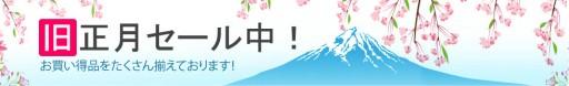 エクスパンシス、旧正月セールを実施 (iPad mini Retinaディスプレイ・セルラー型が55,124円にて販売中)