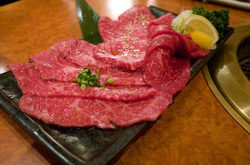門前仲町・焼肉「牛和鹿」でこだわりの上質ロースを頂く!