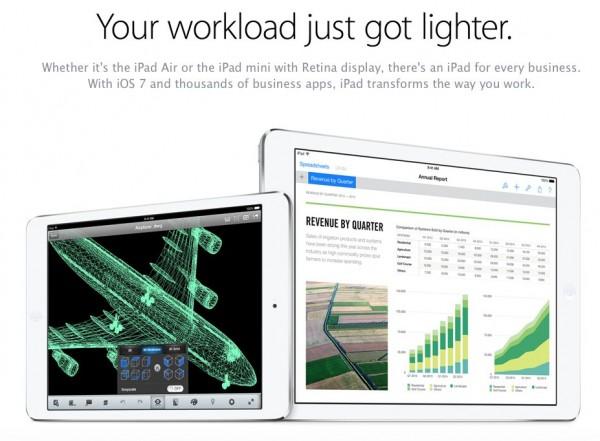 法人利用が拡大!企業がiPadを選んだ理由、他機種を敬遠した理由