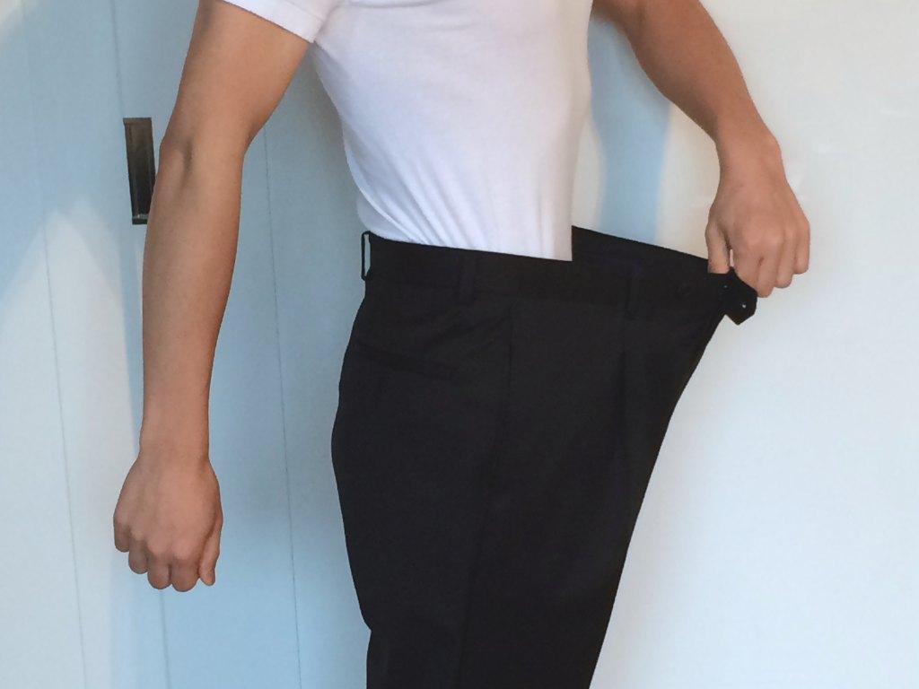 半年間で体重を19kg落とした男性に学ぶダイエットの方法!