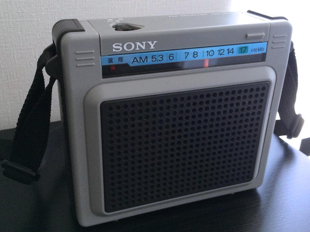 【悲報】ソニーのラジオ「ICR-S71」が生産完了になった