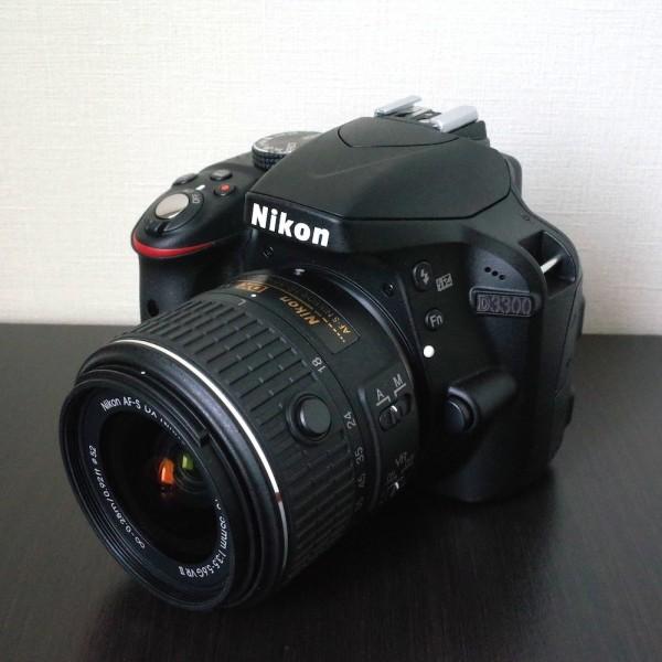 【レビュー】ニコンD3300は小型軽量で素晴らしい画質の写真が撮れる