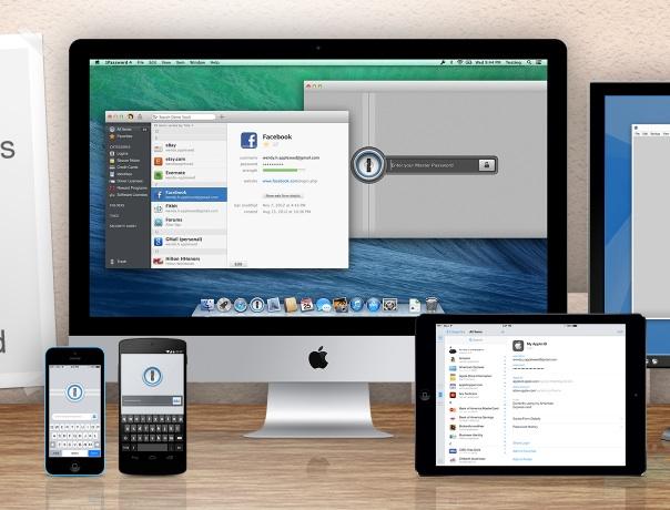 パスワード管理ソフト「1Password for Mac」 が特価3500円になっています
