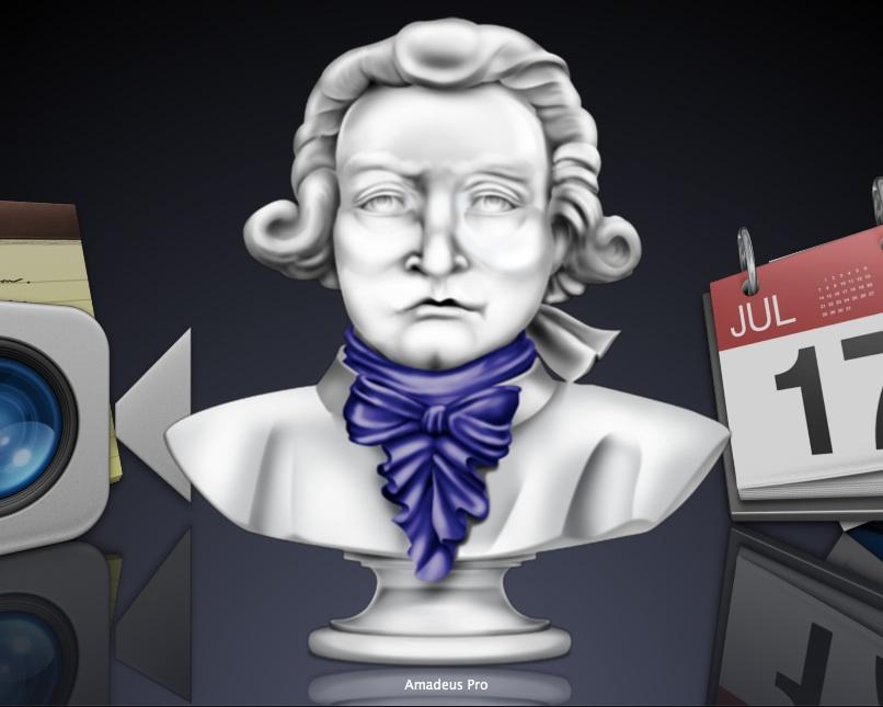 Mac用オーディオ編集ソフト「Amadeus Pro」を使い始めました