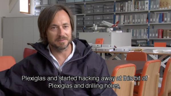 Appleのデザインチームに加わったマーク・ニューソンを紹介するビデオ「Objectified」