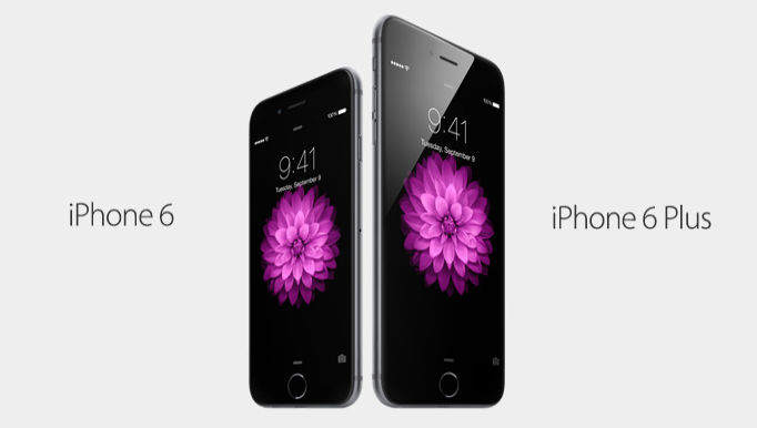 Apple、iPhone 6 と iPhone 6 Plusを発表