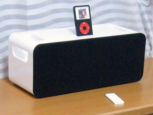 iPod Hi-Fi と iPod U2 Edition
