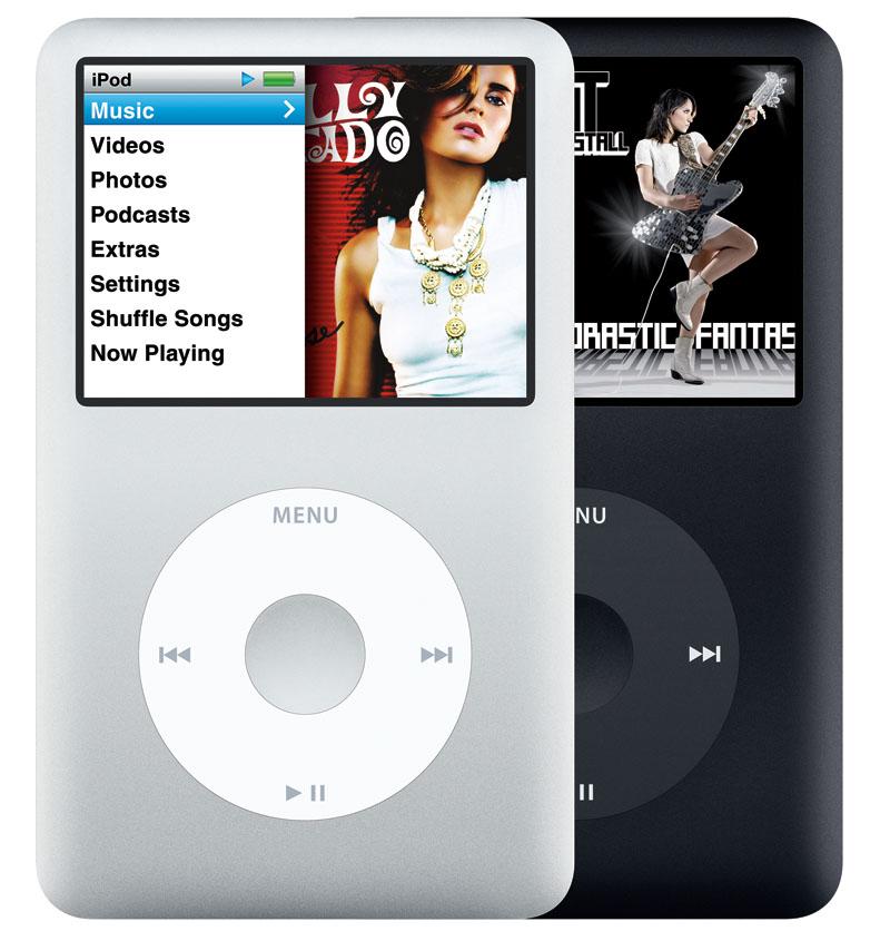 128GBのiPhone 6がでたいま、iPod Classicのディスコンは必然だ