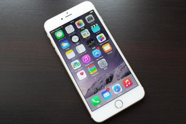 ついに登場!iPhone 6 Plusゴールドモデルのデザイン (iPhone 5sシャンパンゴールドとの比較)