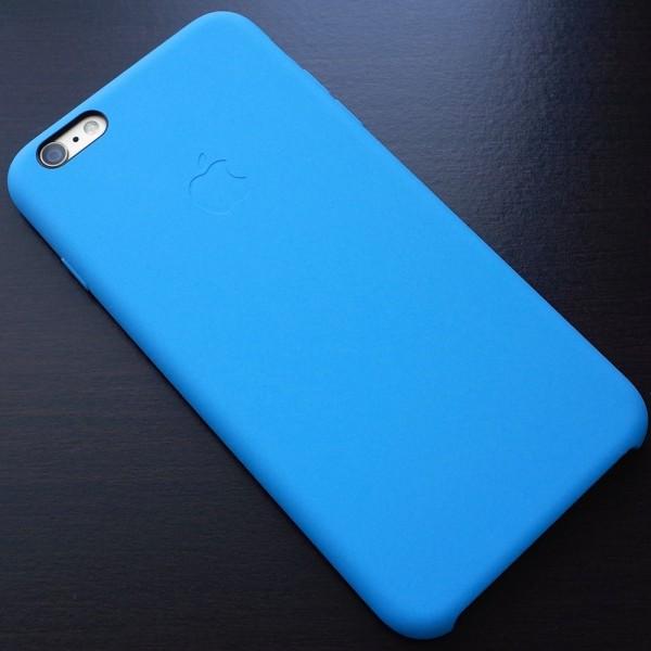 【レビュー】iPhone 純正シリコンケースはグリップ感を高める必須アイテム