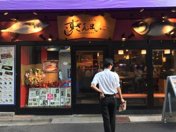 【レビュー】iPhone 6 Plusのカメラでお寿司を撮影する