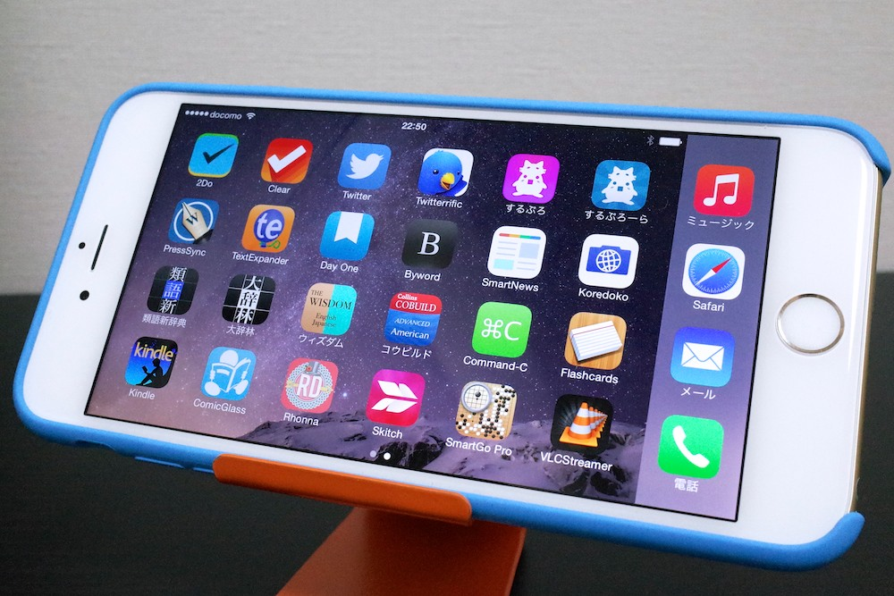 ブログエディタPressSyncがPhone 6 Plusの高解像度に対応!