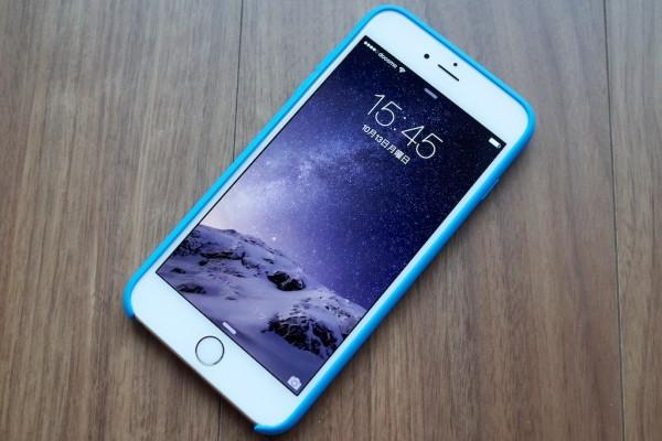 【レビュー】iPhone 6 PlusのApple純正シリコンケースを3週間使って分かったその魅力とは