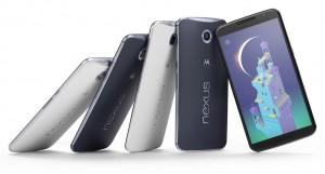 Google、Nexus 6 を発表 (価格は$649から)