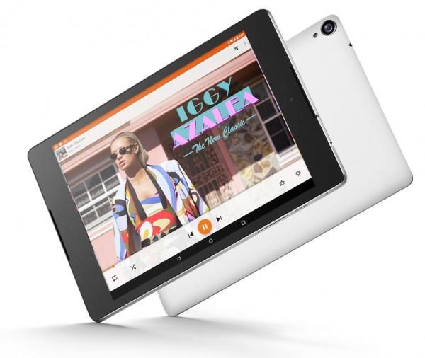 Google、タブレットNexus 9を発表(価格は16GBが399ドル)
