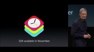 Apple、Apple Watchを発表
