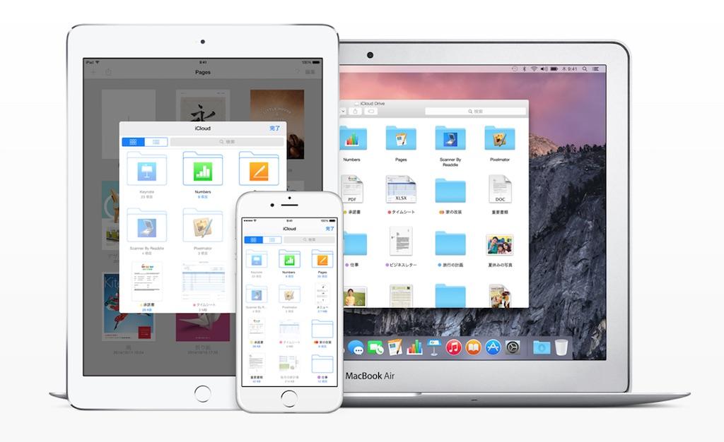 iCloud ストレージの月額料金表、大容量プランが安価で利用可能!