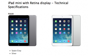 Apple公式サイト、「iPad Air 2」および「iPad mini 3」の予約受付を開始