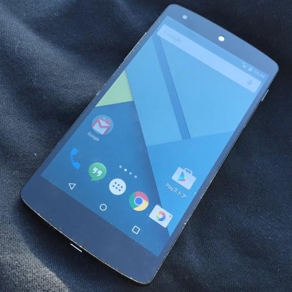 Nexus 5 にAndroid 5.0 Lollipopのファクトリーイメージを焼いたら超快適だった