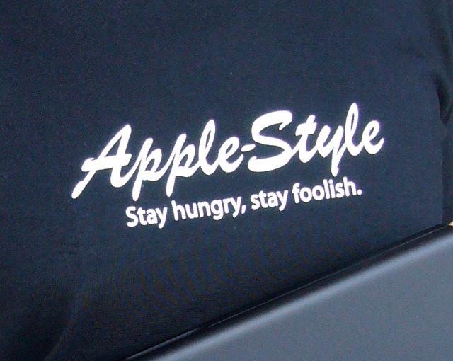 「Apple-Style」が10周年を迎えた〜これからも「Stay Hungry, Stay Foolish」精神で #AppleStyle10th